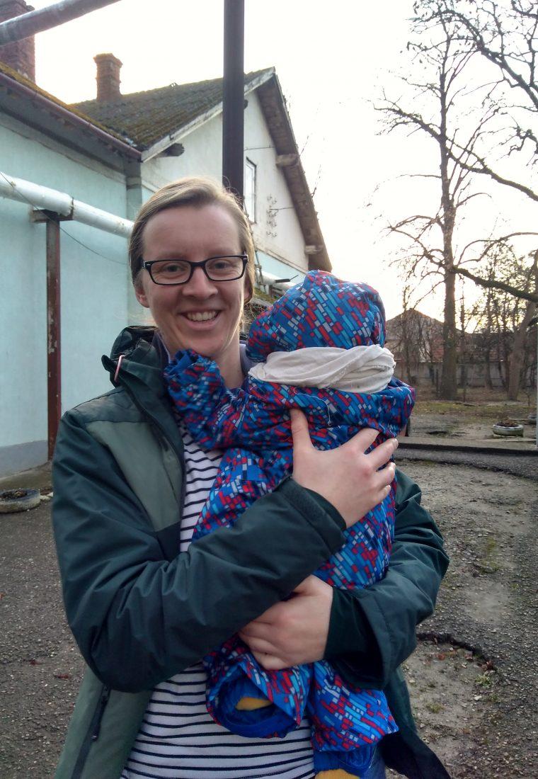 Mirjam vanuit Oekraïne