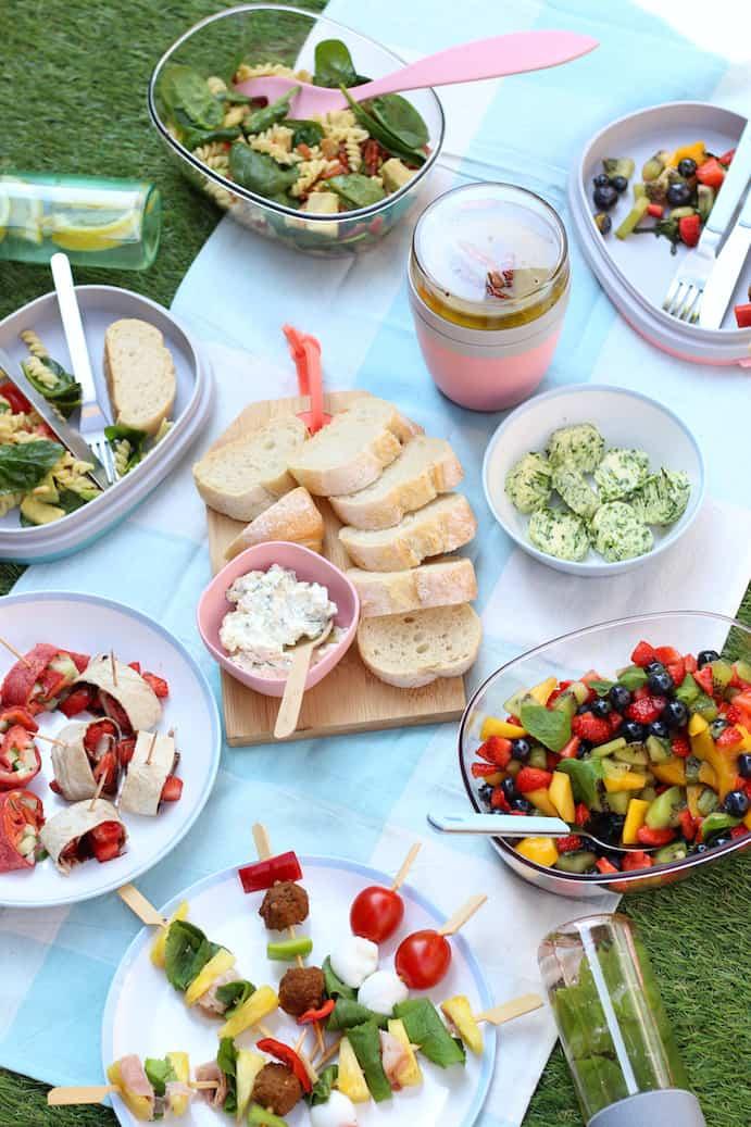 Picknicken – recepten én tips!